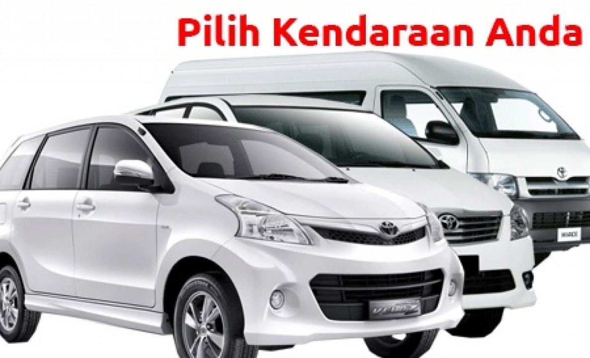 Rental Mobil Belitung - Lepas Kunci/Sopir & Bensin