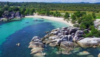 Bagian Ini di Pulau Belitung Juga Tak Kalah Bikin Takjub
