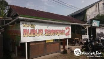 Kedai Kopi & Bubur Shanhai, Menu Rekomendasi di Pangkalpinang