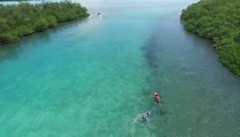 Mengusung Konsep Back To Nature Pulau Leebong Punya Sensasi Yang Berbeda