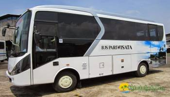 Rental Bus Bangka Belitung