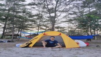 Sewa Tenda Camping Bangka
