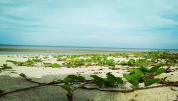 Wisata Bangka, Pantai Air Anyir